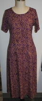 Eagle Ray Traders Carol Dress #7 Size Large