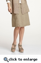 FLAX 2013 Traveler Seamed Skirt (1G, 2G, 3G)