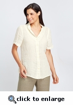 FLAX Select 2014: Scrunched Blouse (2G)