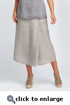 FLAX Select 2014: Side Pleat Skirt (1G, 2G, 3G)