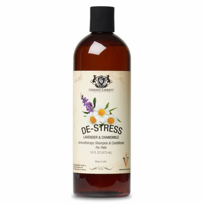 De-stress Lavender & Chamomile Aromatherapy Shampoo & Conditioner For Pets