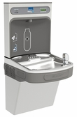 Filtered Single  Vandal Resist StreamSaver Non-Refrigerated Stainless Steel LZSDWSVRSK