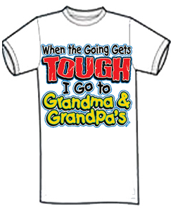 Kid's Going Gets Tough Shirt