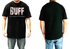 Men's American Made BUFF Shirt<br/><b>Color- Black</b>