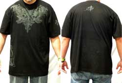 Men's Berserker Shirt<b><br/>Color- Black</b>