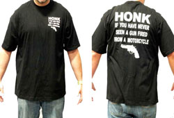 Men's Honk Shirt<br/> <b>Color - Black </b>