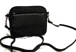 Utility Belt w/ Strap<br/><b>Color- Black</b><br/>ITEM# 5012
