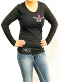Women's Faith & Hope Ribbon Tops<br/> <b> Assorted Styles </b><br/>ITEM # WOMENSRIB