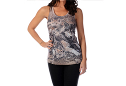Women's Mother Wolf & Cubs Tank Top<br/>ITEM # 7578