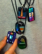 Fused Glass Workshop for Adults (Members)