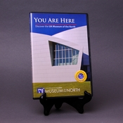 You Are Here DVD - Discover the UA Museum of the North