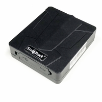 AES RGT905 GPS Tracker GPRS Mini Portable Vehicle Locating Tracking Device