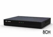 Jovision NVR ND6008-H2 - 8 Channel Network IP Video Recorder System