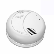 SecureGuard 1080P 36 hrs Battery Powered Smoke Detector WiFi Spy Camera