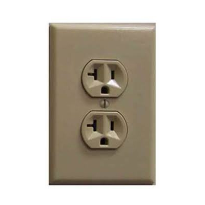 Battery Powered Outlet >> Secureguard Battery Powered Power Outlet Receptacle Spy