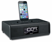 SecureGuard HD 720p iHome iPhone Docking Station Radio Spy Camera Covert Hidden Nanny Camera Spy Gadget