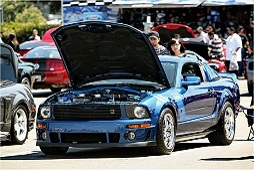 2008 Ford Mustang (Roush 427R)