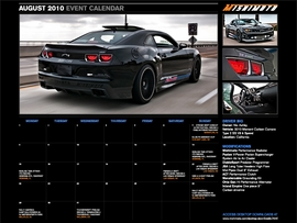 Free August 2010 Calendar Download Now Available