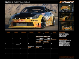 Free July 2010 Calendar Download Now Available