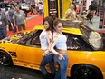 Interview with the NOS girls at SEMA 2008