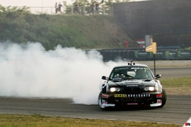 King Of Europe Drift ProSeries: Round 1 With Team Mishi
