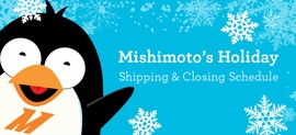 Mishimoto Holiday Shipping and Closing Schedule
