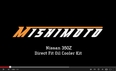Mishimoto Nissan 350Z / Infiniti G35 Coupe Oil Cooler Kit Features & Benefits, 03-09