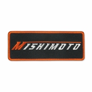 "Mishimoto Racing Patch 2"" x 5"""