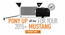 Pony Up – All-new Performance Parts For Your 2015+ Mustang