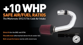 Want Proven +10 whp Gains For Your BRZ / GT86?