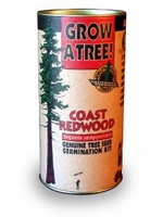 Coast Redwood Grow Kit