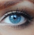 BLUE EYESHADOW EXTENSION COLORS