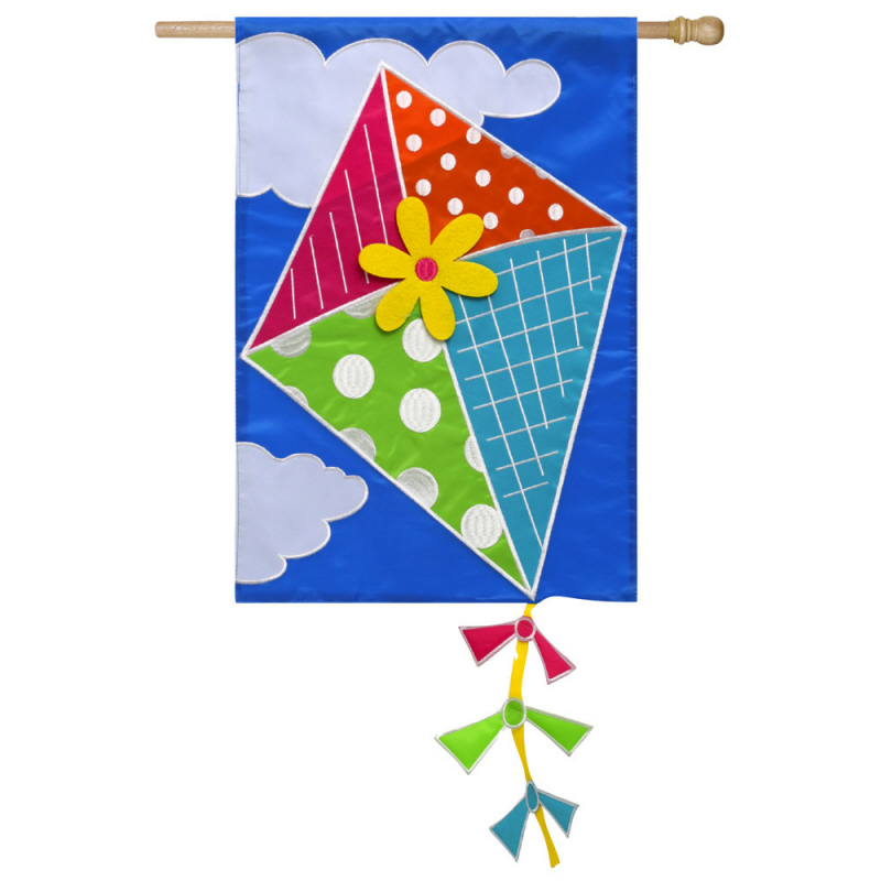 Outdoor Decorative Flags And Banners