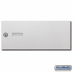 Door Standard B Replacement Door For 4B+ Horizontal Mailboxes With (2) Keys