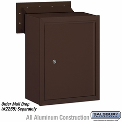 Private Access Bronze Receptacle - Mail Drop Option