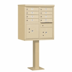 USPS Approved Cluster Box Units (CBU Mailboxes)