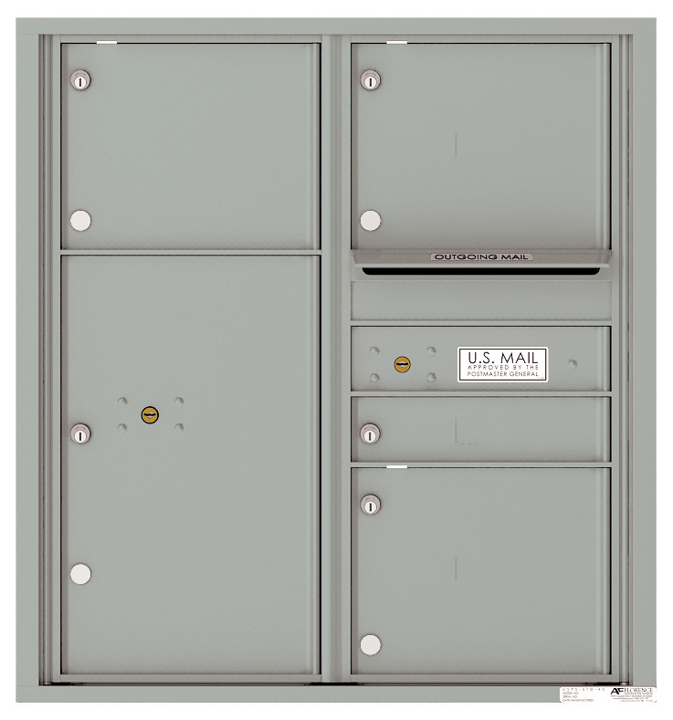 Auth florence mailboxes 4c09d 04 versatile front loading for Auth florence