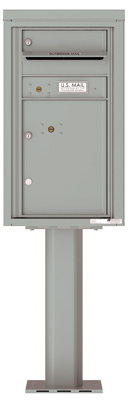 Auth florence mailboxes 4c08s 01 p versatile front loading for Auth florence