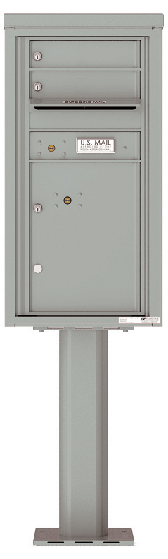 Auth florence mailboxes 4c09s 02 p versatile front loading for Auth florence