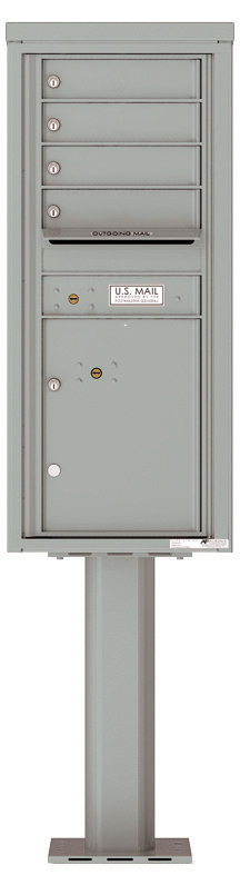Auth florence mailboxes 4c11s 04 p versatile front loading for Auth florence