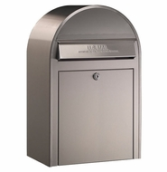 Stainless Steel Modern Lockable Mailbox