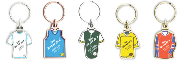 Printed Jersey Tags