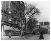 104th Street & Broadway - Upper West Side - New York, NY 1910