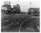 138th Street & 3rd Ave - Harlem -  Manhattan NYC 1914