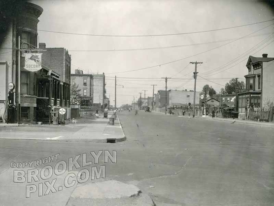 13th Avenue, northeast at 66th Street, 1934