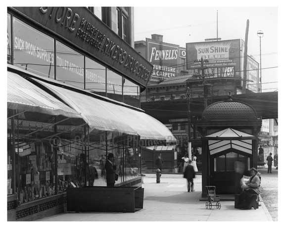 149th Street Amp 3rd Ave South Bronx Ny 1910 Images And