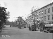 14th Avenue looking to New Utrecht Avenue (West End el) from 59th Street, 1932