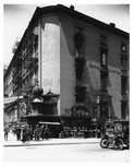 14th Street & Irving Place  - Greenwich Village - Manhattan, NY 1916