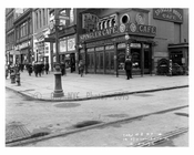 14th Street & University Place - Greenwich Village - Manhattan, NY 1916