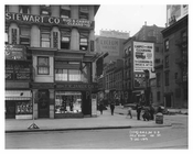 1552  Broadway & 46th Street - Theater District - Midtown Manhattan 1915